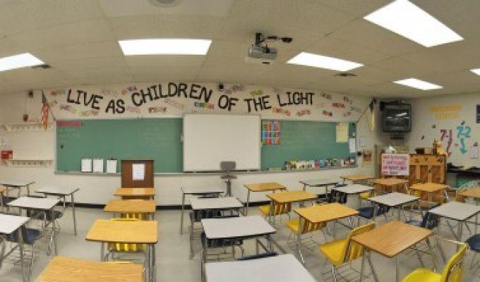Jr High (7th-8th)Classrooms