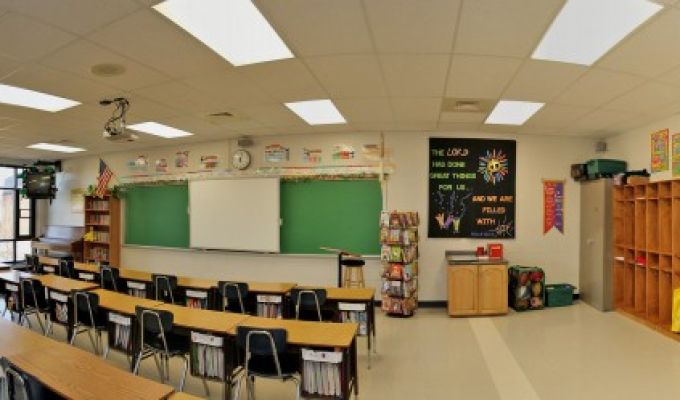 Middle Grade (4th-6th)Classrooms