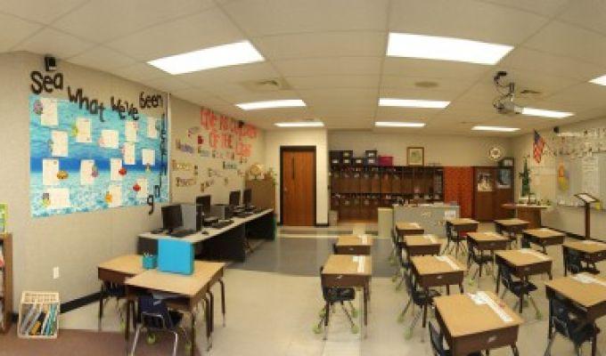 Primary Grade Classrooms