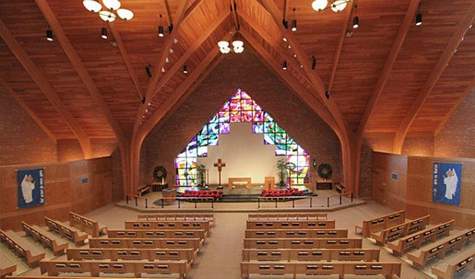 Church Sanctuary