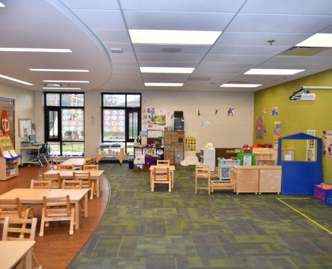 3-4's Classroom