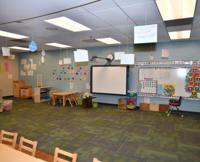 4-5's Classroom