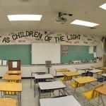 Jr. High Grade 7-8 Classrooms