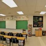 Middle School Grade 4-6 Classrooms