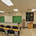 Middle School Grade 4-6 Classrooms