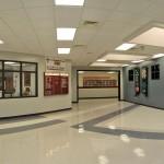 School Lobby